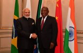 India and South Africa: Adjusting to the New World
