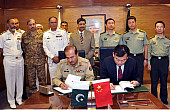 Pakistan's New Generation of Chinese Warships