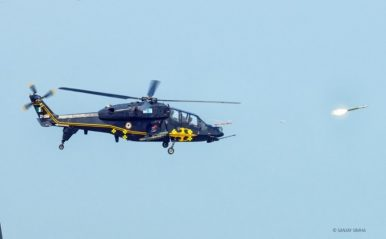 India's Light Combat Helicopter Completes Weapons Trials