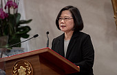 Xi Says Taiwan 'Must' Unify With China as Tsai Unveils Her Own 'Four Musts'