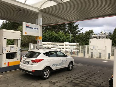 South Korea's Hydrogen Economy Ambitions