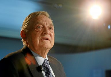 China Slams George Soros for Calling Xi Jinping 'Most Dangerous Opponent of Open Societies'