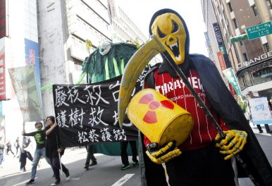 How Direct Democracy Went Nuclear in Taiwan