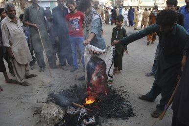 Freed by Court, Pakistani Christian Aasia Bibi Still a Prisoner