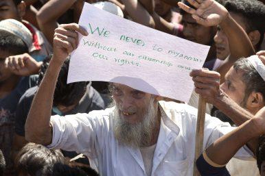 Rohingyas in Limbo as Diplomacy Falters