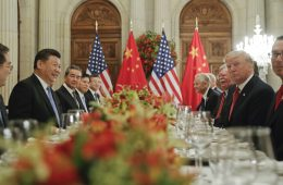 US Envoys Due in Beijing for Trade Talks