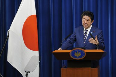 Legacy Comes First in Abe's Foreign Policy