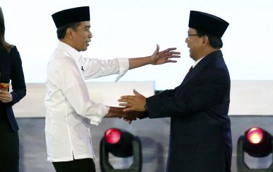 Human Rights Overlooked as Indonesia's Presidential Election Nears