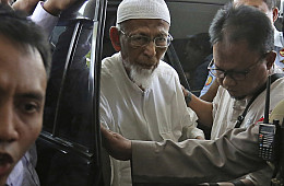 Indonesia President Jokowi to Free Radical Cleric Behind Bali Bombings