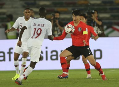 All Eyes on the AFC Asian Cup