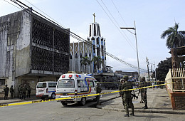 20 Dead After Bombing of Cathedral in Southern Philippines