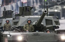 Russia's T-14 'Armata' Battle Tank to Begin State Trials in 2019