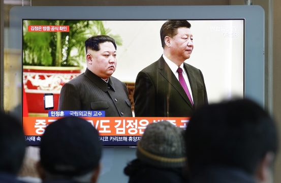 "Why Kim Jong-un Has Turned to ""Tributary Diplomacy"""