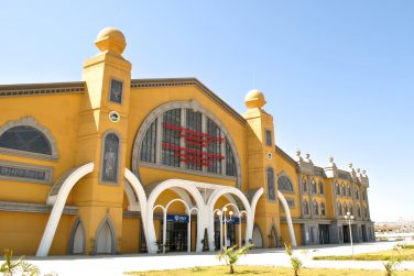 Addis Ababa-Djibouti railway | The Diplomat