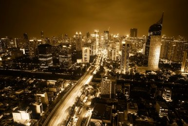 Indonesia Continues to Mull Plan to Abandon Jakarta for New Capital
