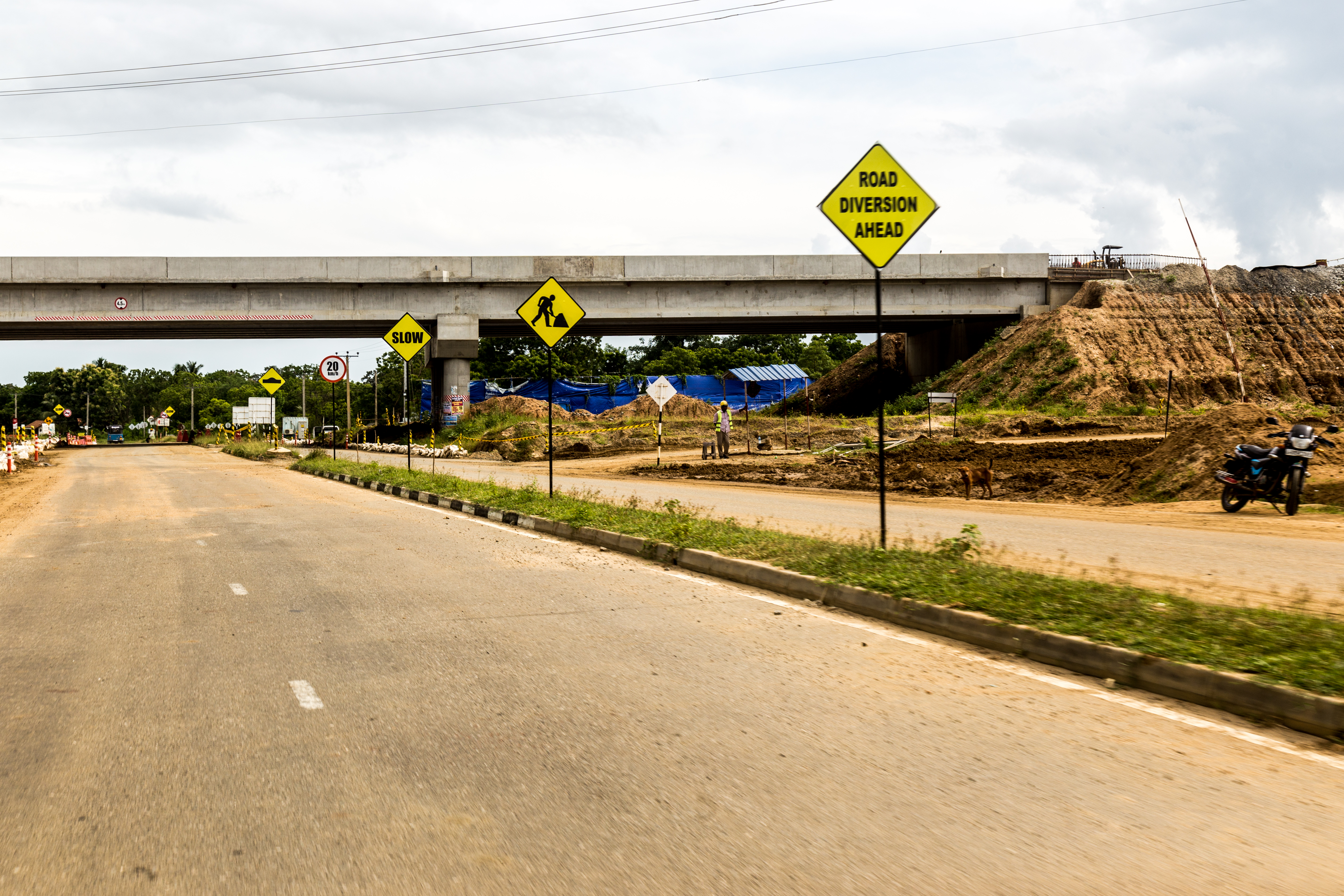 Rajapaksa's Town: A Visit to Hambantota