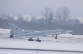 Russia's Upgraded Tu-22M3M Long-Range Bomber Makes Maiden Flight