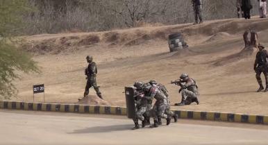 China, Pakistan Conclude Bilateral Counterterrorism Exercises