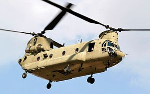 India Takes Delivery of Four US-Made Chinook Helicopters