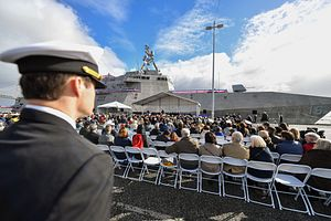 US Navy Commissions Latest Independence-Class Littoral Combat Ship