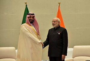 India and Saudi Arabia Move Beyond Energy