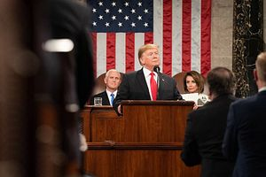 Trump's State of The Union: What Wasn't Said on China Spoke the Loudest