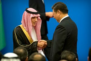 Can China's 'New Idea' Work in the Middle East?