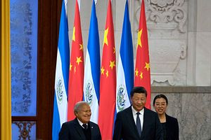 Will President-Elect Bukele Alter El Salvador's Relations With China?