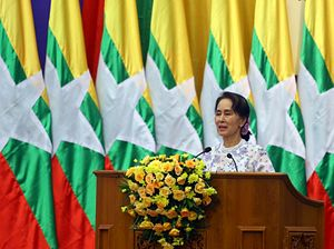 Aung San Suu Kyi: A 'Moral Democrat' or a 'Precolonial Queen'?