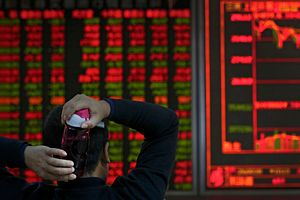 China's Dour Economic Data