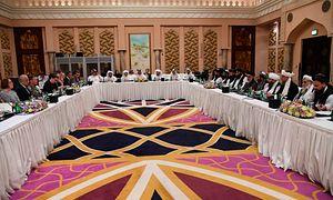 The Taliban Go Global