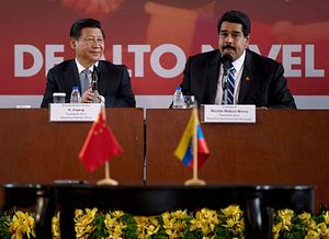China's Venezuela Headache