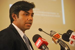 Asanga Abeyagoonasekera on Sri Lanka's Foreign Policy Challenges