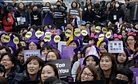 Key Convictions Show Continuing Power of #MeToo Movement in Korea