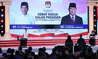 Where Do Indonesia's Presidential Candidates Stand on Foreign Policy?