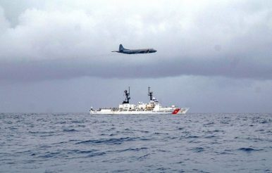 US Coast Guard Conducts South Pacific Fisheries Patrols in Coordination With Canada