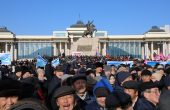 Mongolia's March Against Corruption