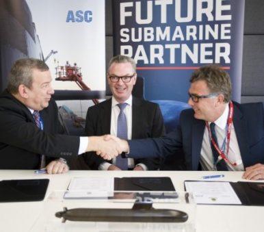 Australia, France Sign Framework Agreement for $35.5 Billion Submarine Deal