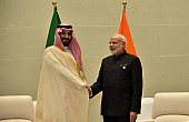 India and Saudi Arabia Move Beyond Energy