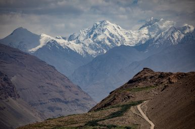 Beijing on the Border: What's China Doing in Tajikistan?