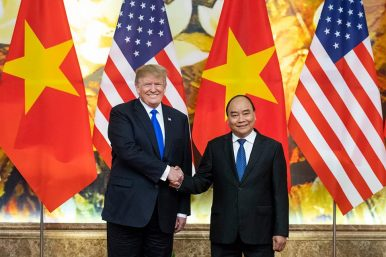 US-Vietnam Relations: Confronting the War Legacy Challenge
