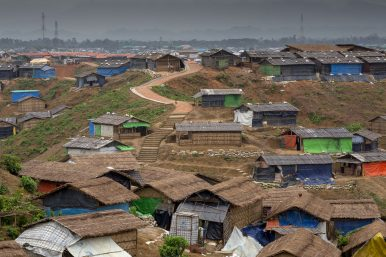 Rohingya Refugees Caught Between India and a Hard Place
