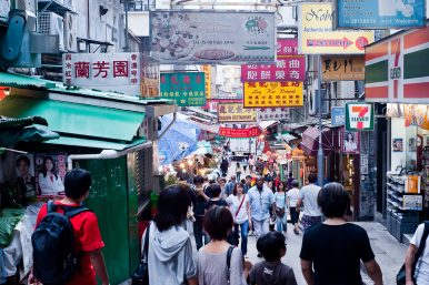 Hong Kong Identity and the Rise of Mandarin