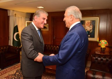 Why the US Envoy's Road to Afghan Peace Is Littered With Obstacles