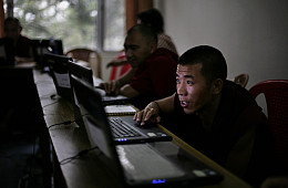 The Cyber War Against Tibet