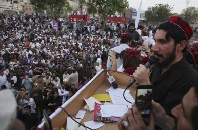 A Year Later, a Civil Rights Movement Soldiers on in Pakistan