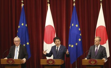 Japan and Europe's Triple Partnership