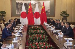 Is This a True Thaw in Sino-Japanese Relations?