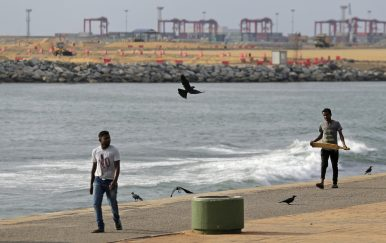 Sri Lanka: Caught in an Indo-China 'Great Game'?