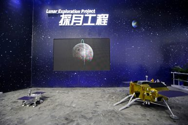 China's Get-Rich Space Program